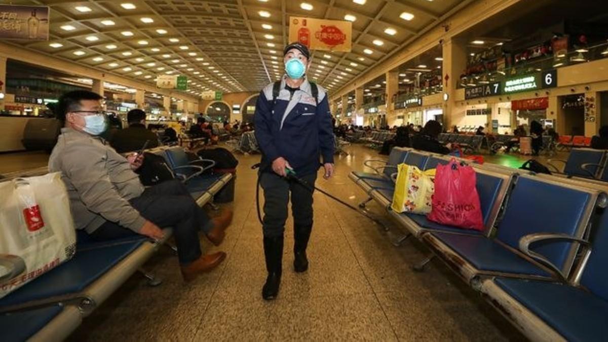 Suspenden preolímpico de boxeo en China por coronavirus