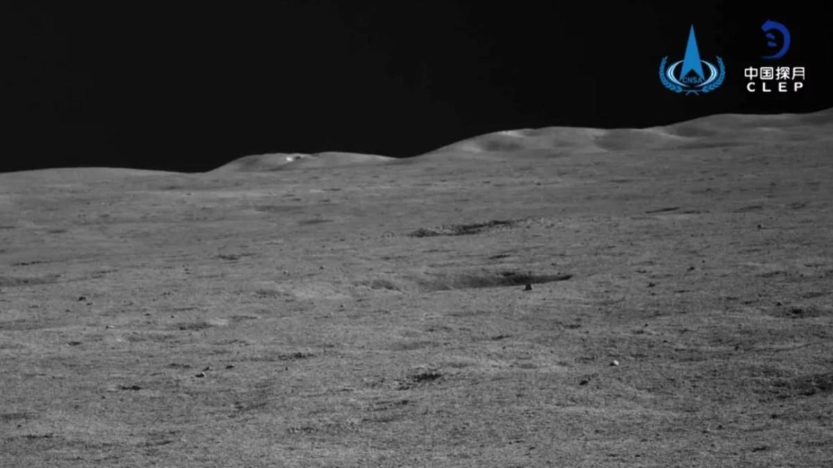 (Fotos) ¡Así es el lado oscuro de la Luna!