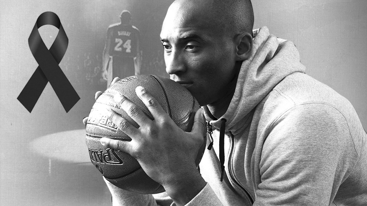 Fallece el famoso basquetbolista Kobe Bryant