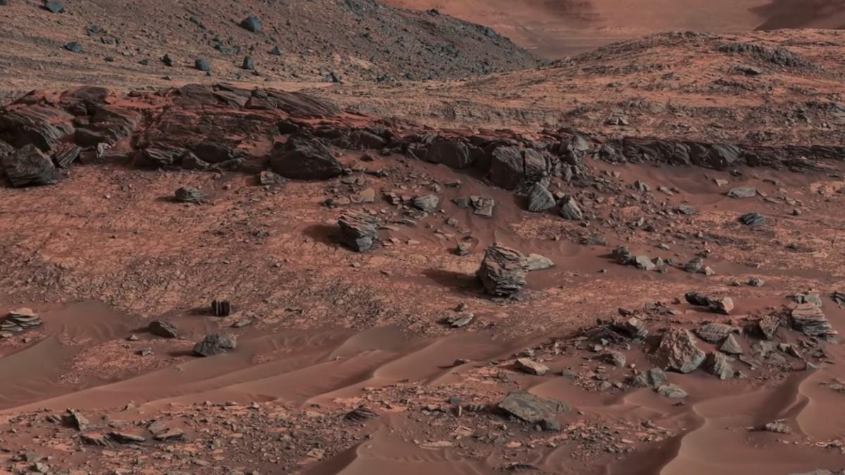 (Foto y video) ¡Marte podría albergar agua!