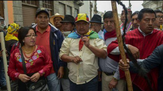Denuncian atención insuficiente a pueblos indígenas ecuatorianos