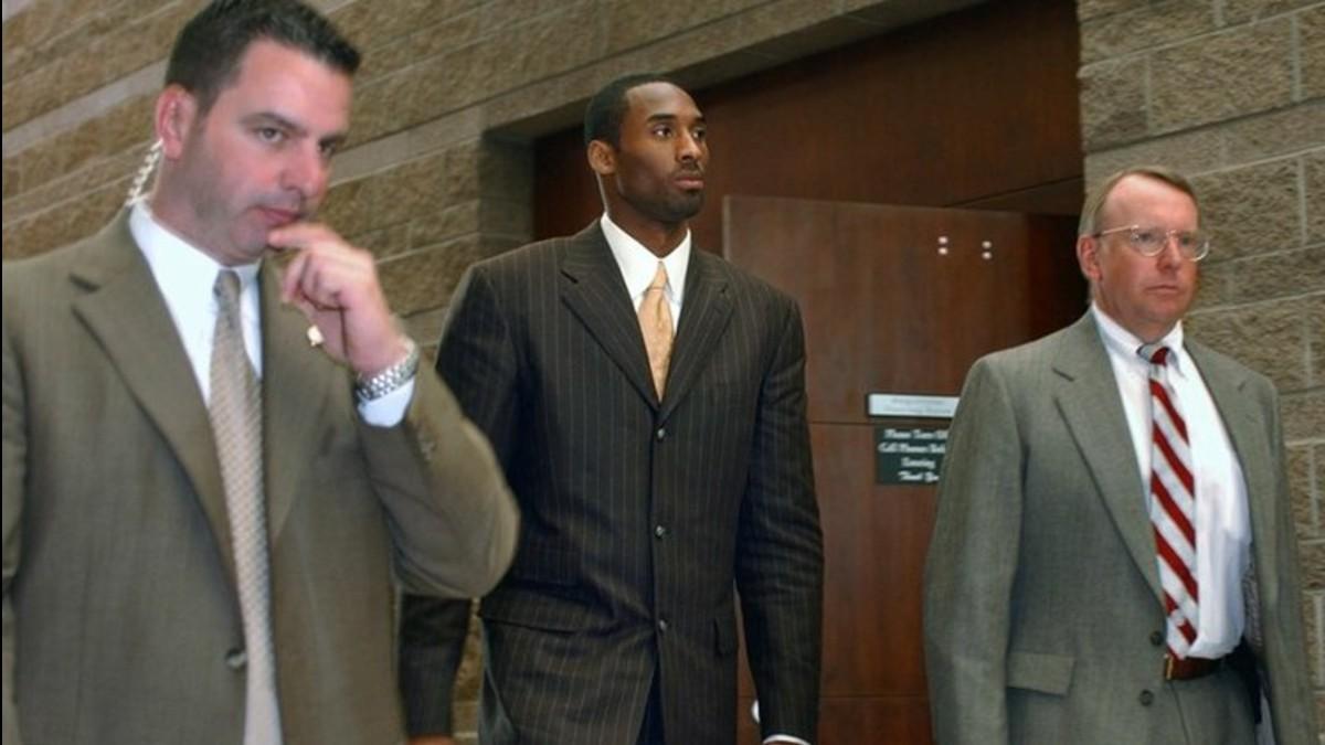 Kobe Bryant y la violación de la que nadie quiere hablar