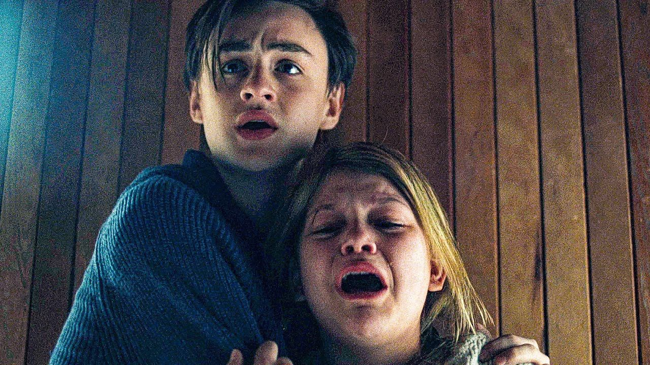 """(Tráiler) """"The Lodge"""", el inquietante filme de terror con escenas pensadas para generar ansiedad"""