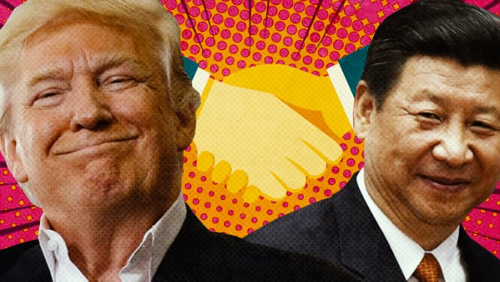 Trump confirmó que el acuerdo comercial con China se firmará el 15 de enero