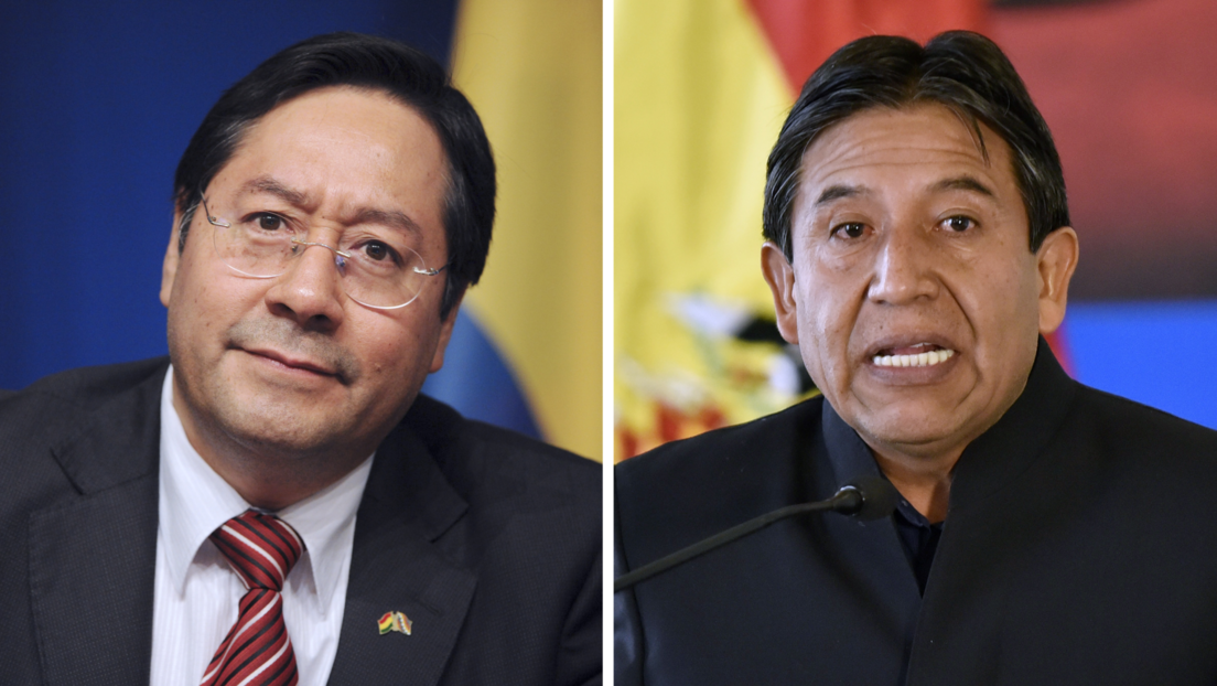 Arce – Choquehuanca: La fórmula del MAS para las elecciones en Bolivia
