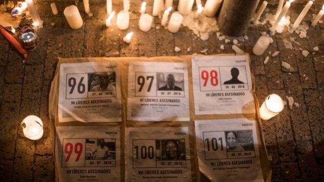 """""""2020 empezó de luto"""": asesinan a otra líder social en Colombia"""