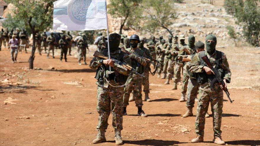 Feroces ataques de terroristas dejan al menos 40 soldados muertos en Siria