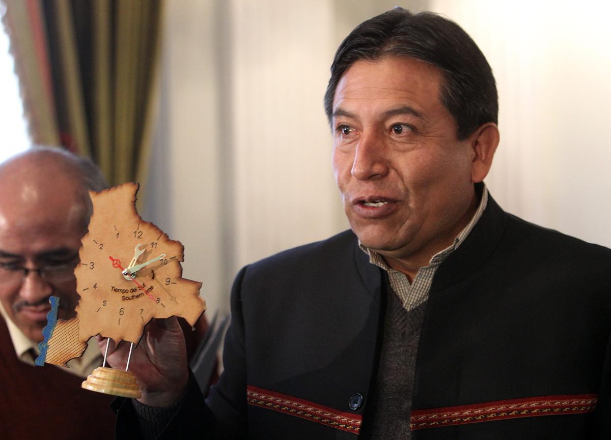 Choquehuanca-Andronico, possible dupla autochtone pour les élections en Bolivie