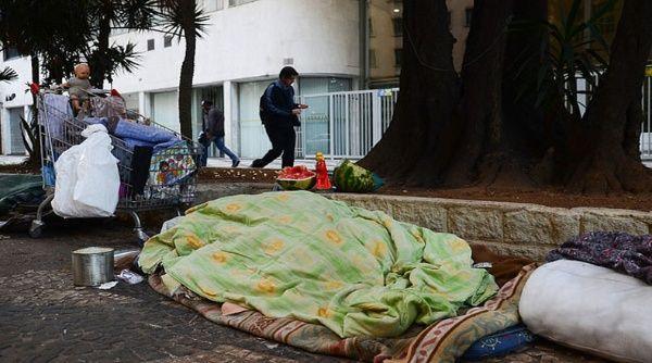 Brasil: en cuatro años creció 60 % la población en situación de calle en Sao Paulo