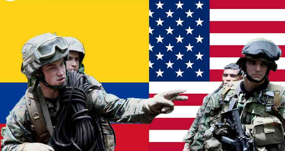 ¿Qué busca EE. UU. con sus ejercicios militares en Colombia?