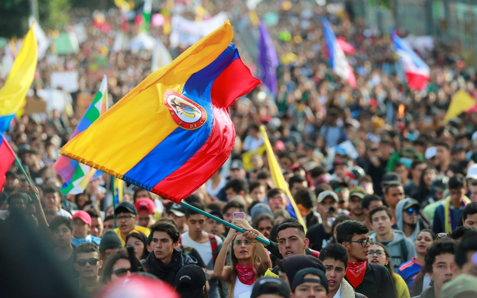 ¿El narcouribismo dejará surgir al progresismo en Colombia?