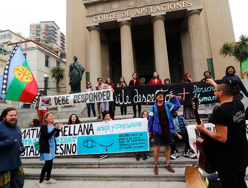 Valparaíso: Profesor que perdió uno de sus ojos recurrirá a la Alta Comisionada para los DDHH de la ONU