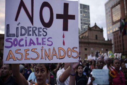 Colombia: Asesinan a líder indígena en Tumaco