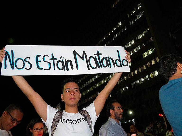Alarma en Colombia: En lo que va de 2020 han sido asesinados 25 líderes sociales