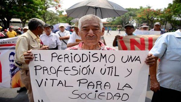 Rubén Suárez: «Cortan la libertad de prensa para no decir la barbarie que están cometiendo en países como Chile y Bolivia»