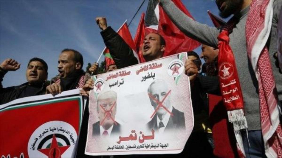 Turquía denuncia que el 'acuerdo del siglo' de EE.UU. busca la anexión de Palestina y no la paz