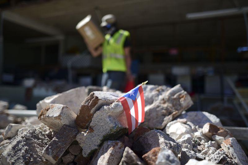 Porto Rico subit le pire tremblement de terre depuis 100 ans, même dans l'ombre de l'ouragan Maria