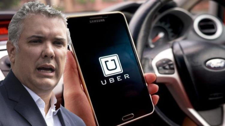 ¿Por qué Uber se va de Colombia y demandará al Gobierno de Duque?