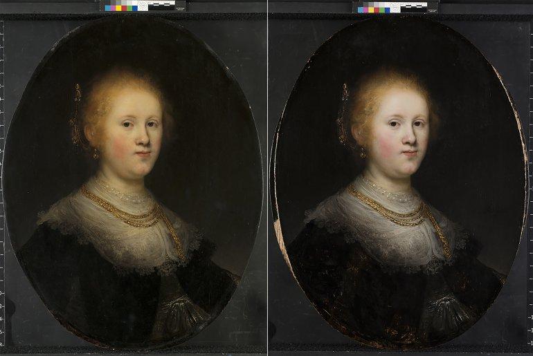 Mediante el uso de la tecnología  logran certificar que una obra de casi 400 años fue hecha por Rembrandt