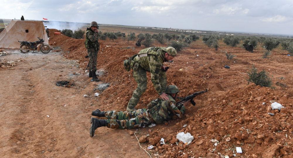 Ocho militares heridos por bombardeos israelíes contra Siria
