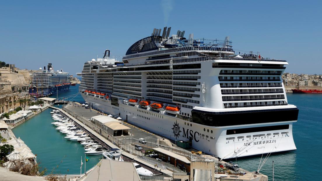 México permitirá desembarco de crucero después de haberle negado atracar por sospechas de coronavirus