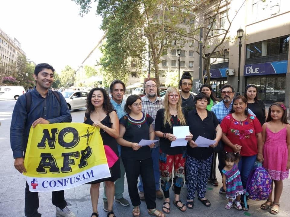 Mesa de Unidad Social y Cones llaman a autoridades a renunciar a sus cargos