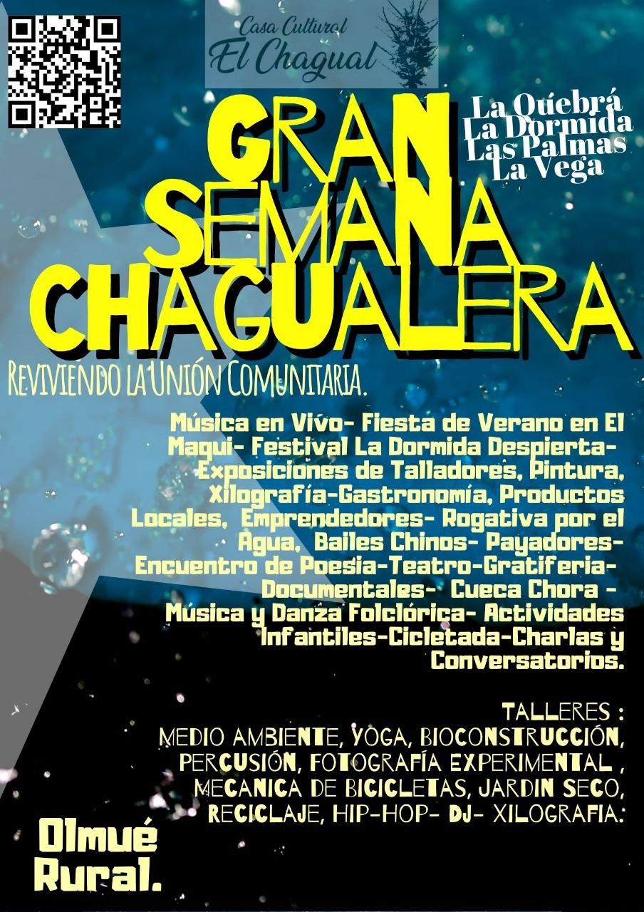 Olmué: «Gran Semana Chagualera» se extiende hasta el 23 de febrero