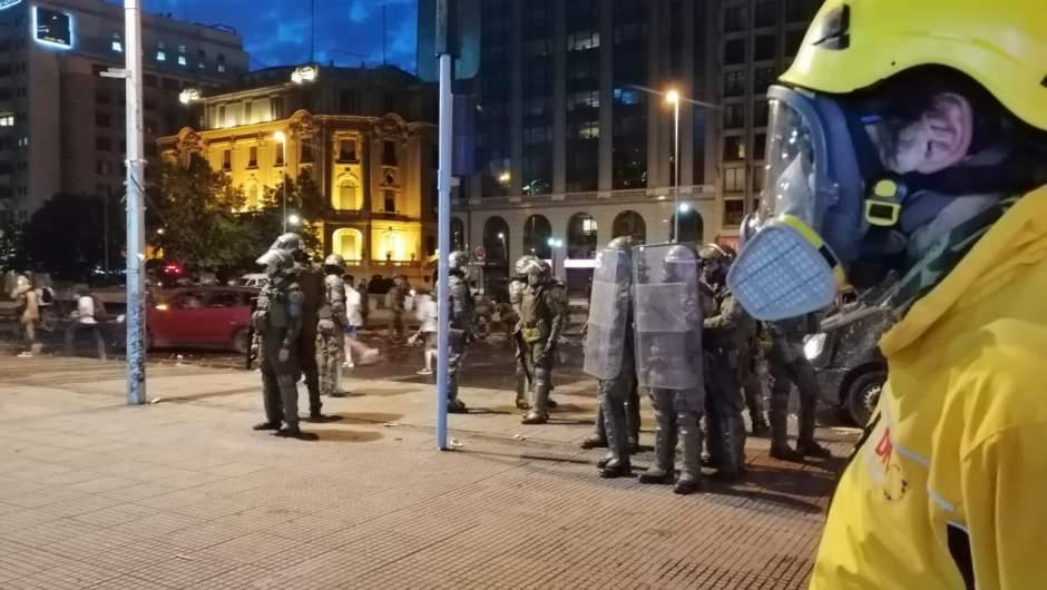 Pese a múltiples denuncias, Gobierno de Piñera vuelve a defender actuación de Carabineros