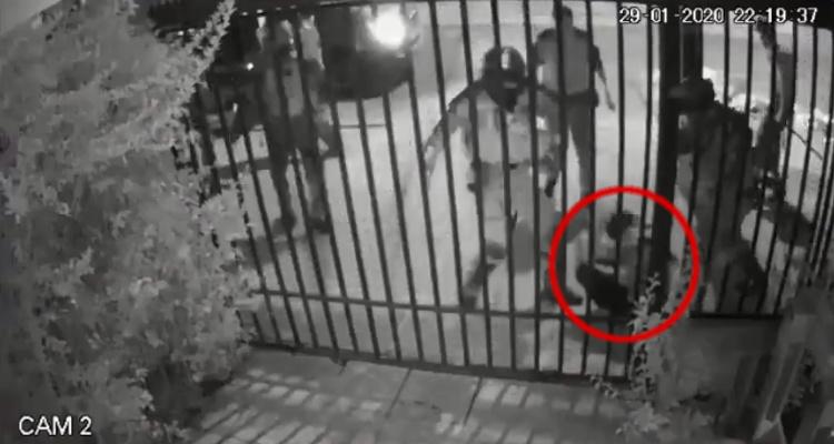 Investigan golpiza de carabineros a joven en Puente Alto, bajo el cargo de apremios ilegítimos