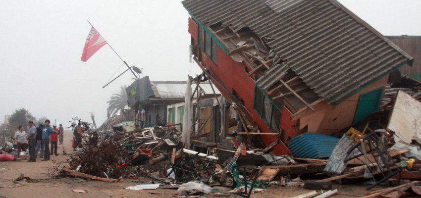 Terram denuncia pocos avances a 10 años del terremoto del 27F