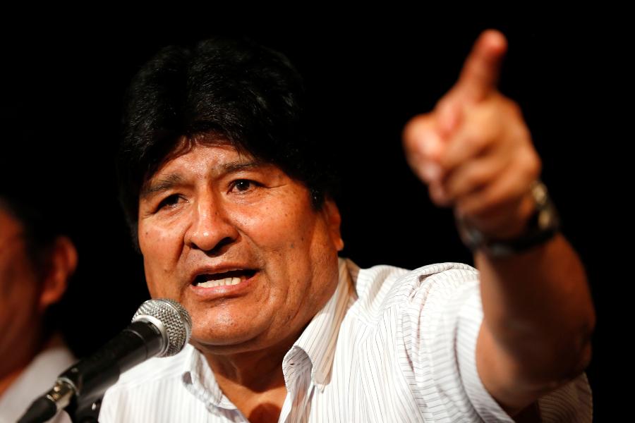 """""""Un golpe a la democracia"""": Evo Morales se pronuncia sobre inhabilitaciones electorales en Bolivia"""