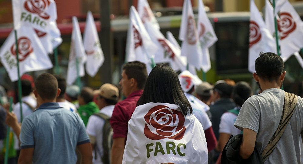 Partido colombiano FARC cambia su nombre y se convierte en Comunes
