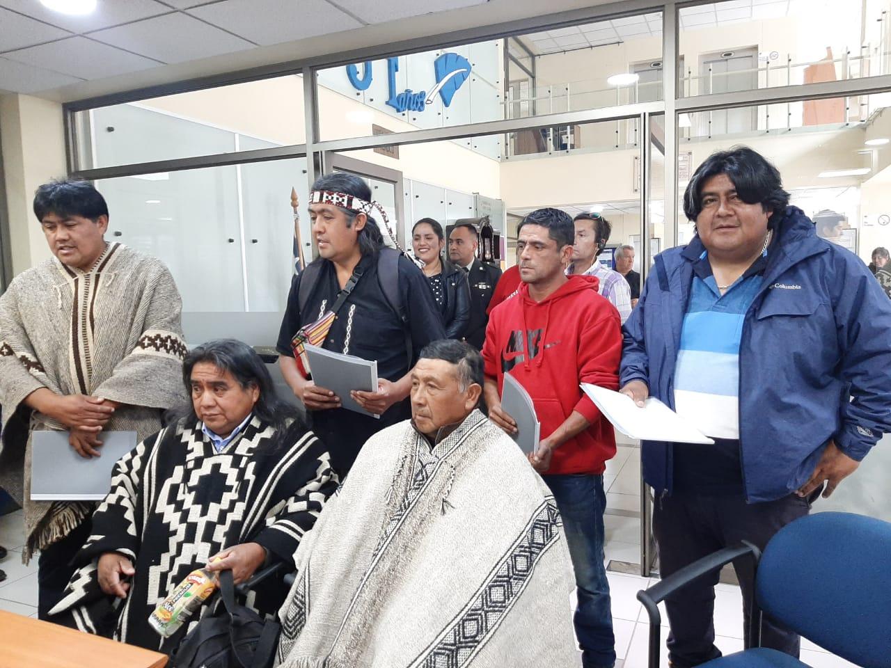 Interponen demanda contra el Estado chileno por montajes policiales durante la «Operación Huracán»