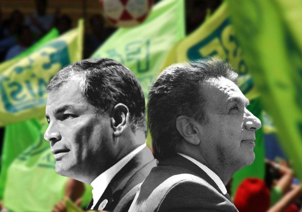 Lawfare: l'arme du désespoir pour empêcher la candidature de Rafael Correa