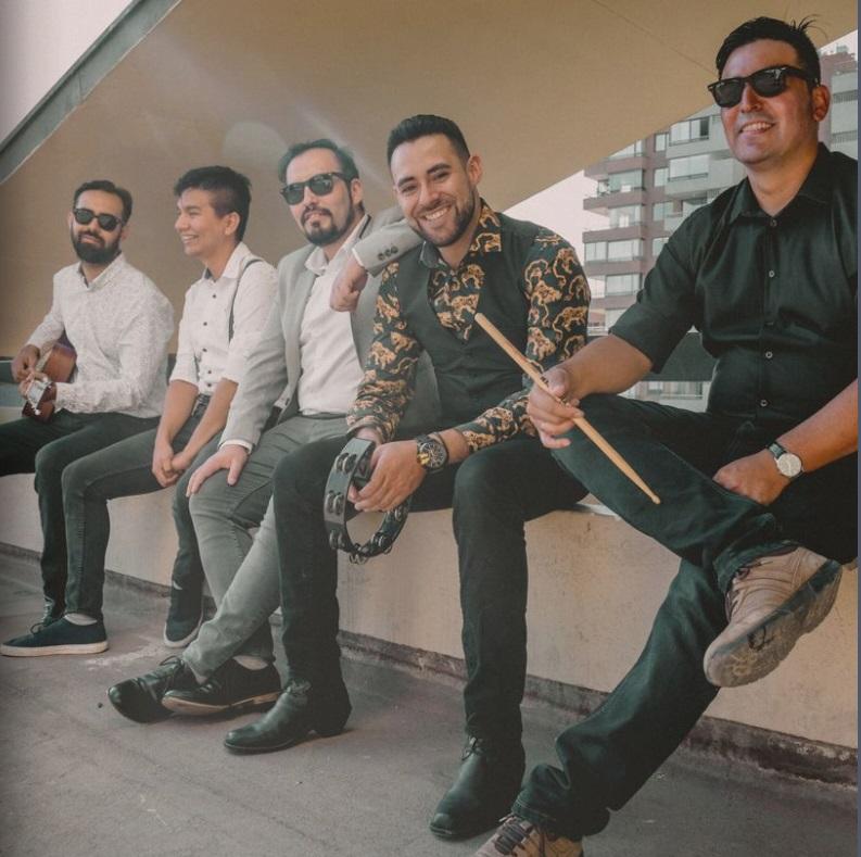 """""""Presiento"""": el debut musical de Los Necesarios"""