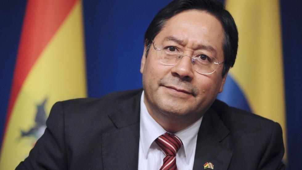 Luis Arce: Gobierno de facto está endeudando a Bolivia