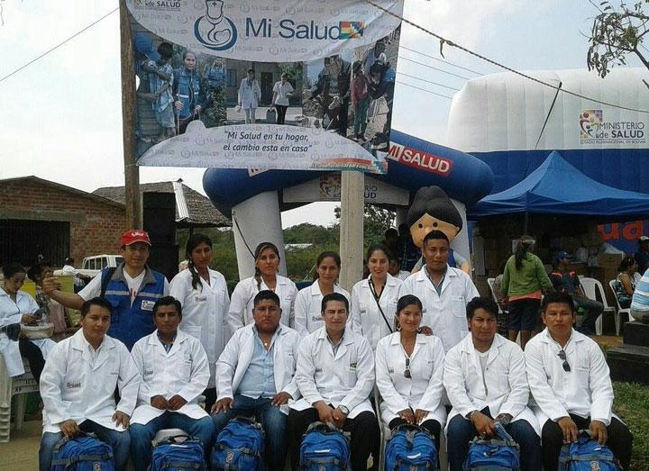 Denuncia: Examen de competencia en Bolivia ha sido negado a médicos egresados  de universidades venezolanas y cubanas