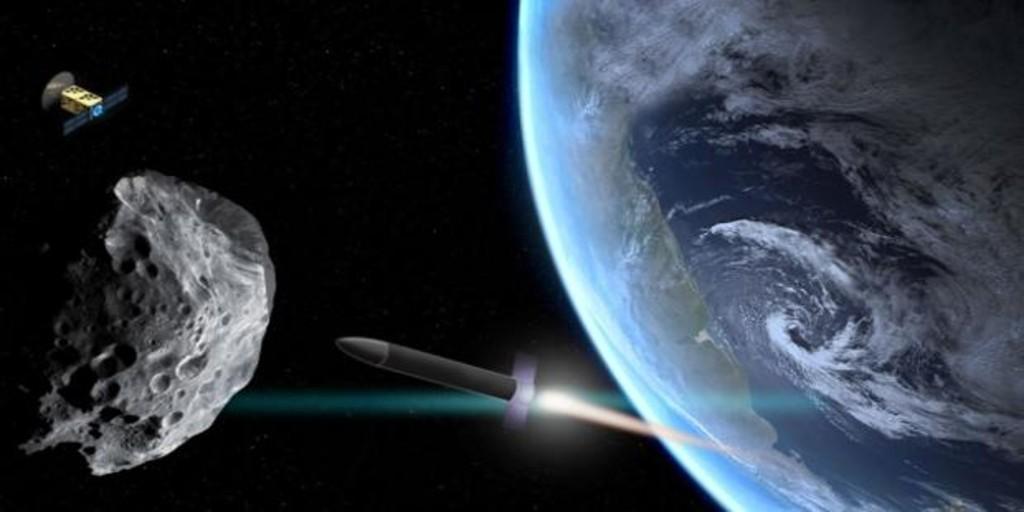 ¿Es posible crear un sistema para salvar a la Tierra del choque con un asteroide?