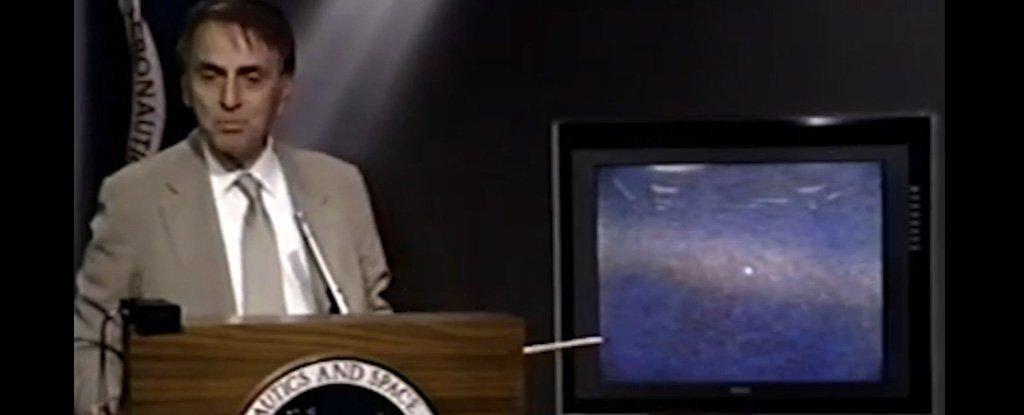(Video) La NASA actualizó el retrato de la Tierra