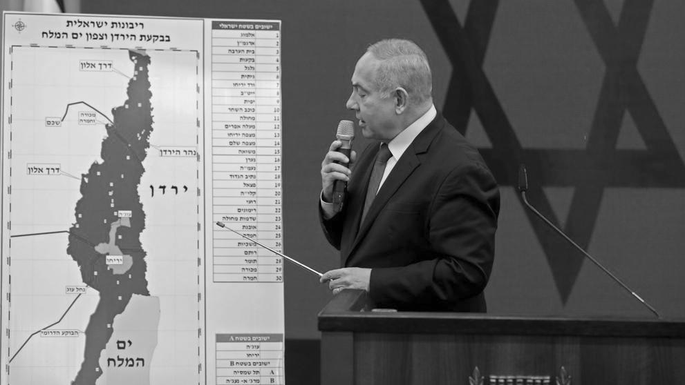 Más asentamientos ilegales: Netanyahu parte con «Acuerdo del Siglo» en medio de campaña electoral