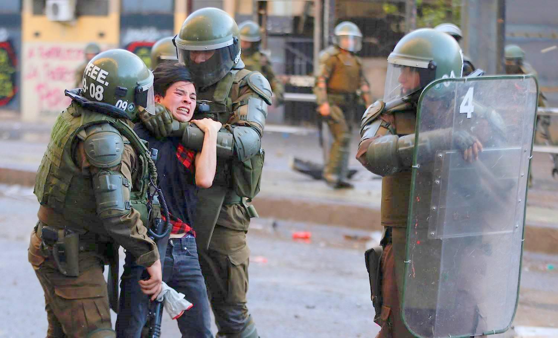 """""""Chile cerró el 2019 con la peor crisis de derechos humanos"""": Amnistía Internacional presentó su Informe Anual de las Américas"""