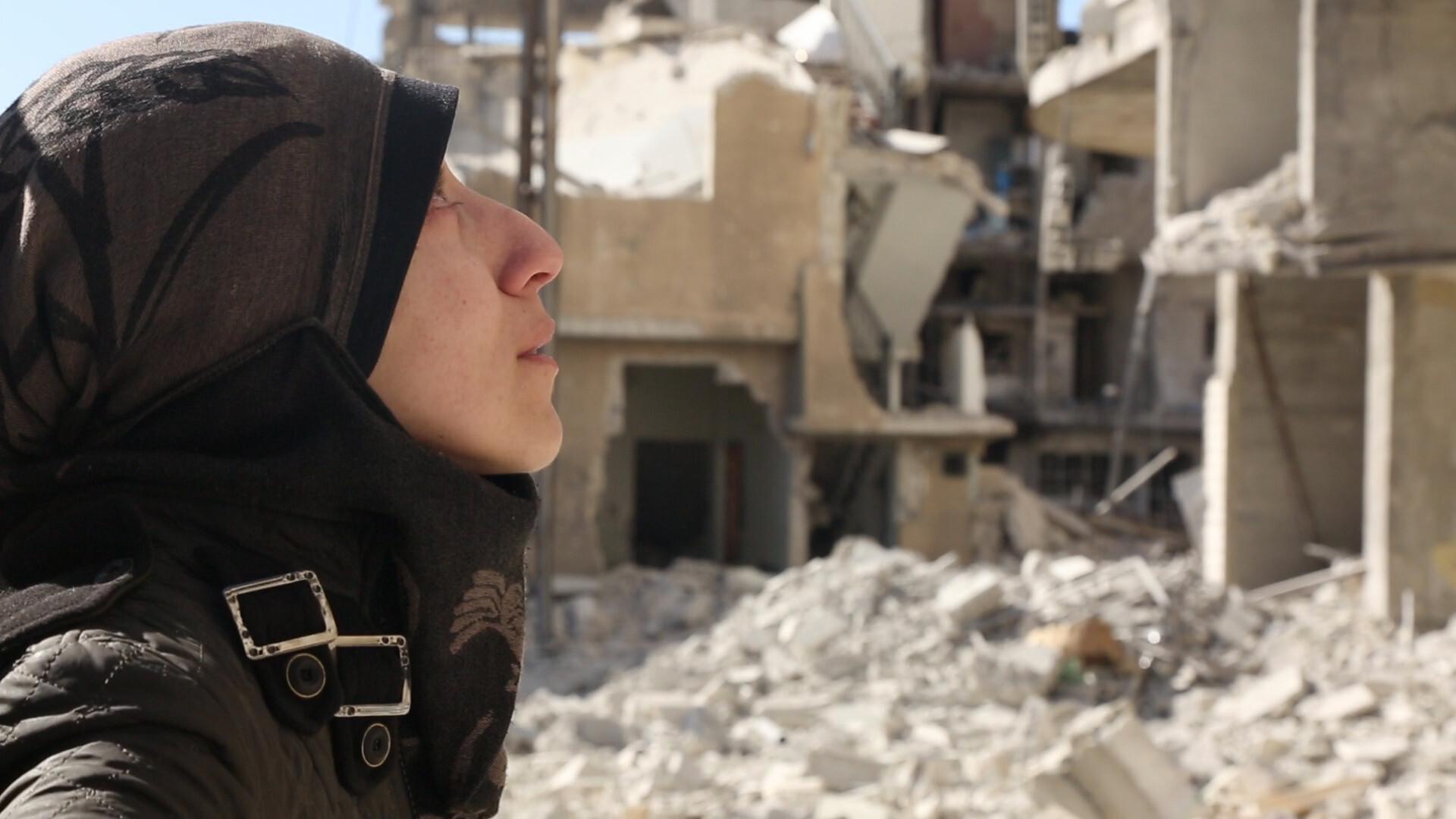 Documental nominado al Óscar revela el drama sirio desde la óptica de una pediatra