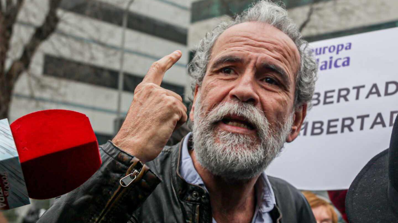 """Willy Toledo: """"Haré todo lo posible para que nadie más se siente en el banquillo por blasfemar"""""""