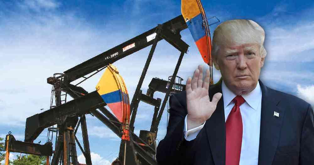 Trump amenaza con aumentar sanciones contra el sector petrolero de Venezuela