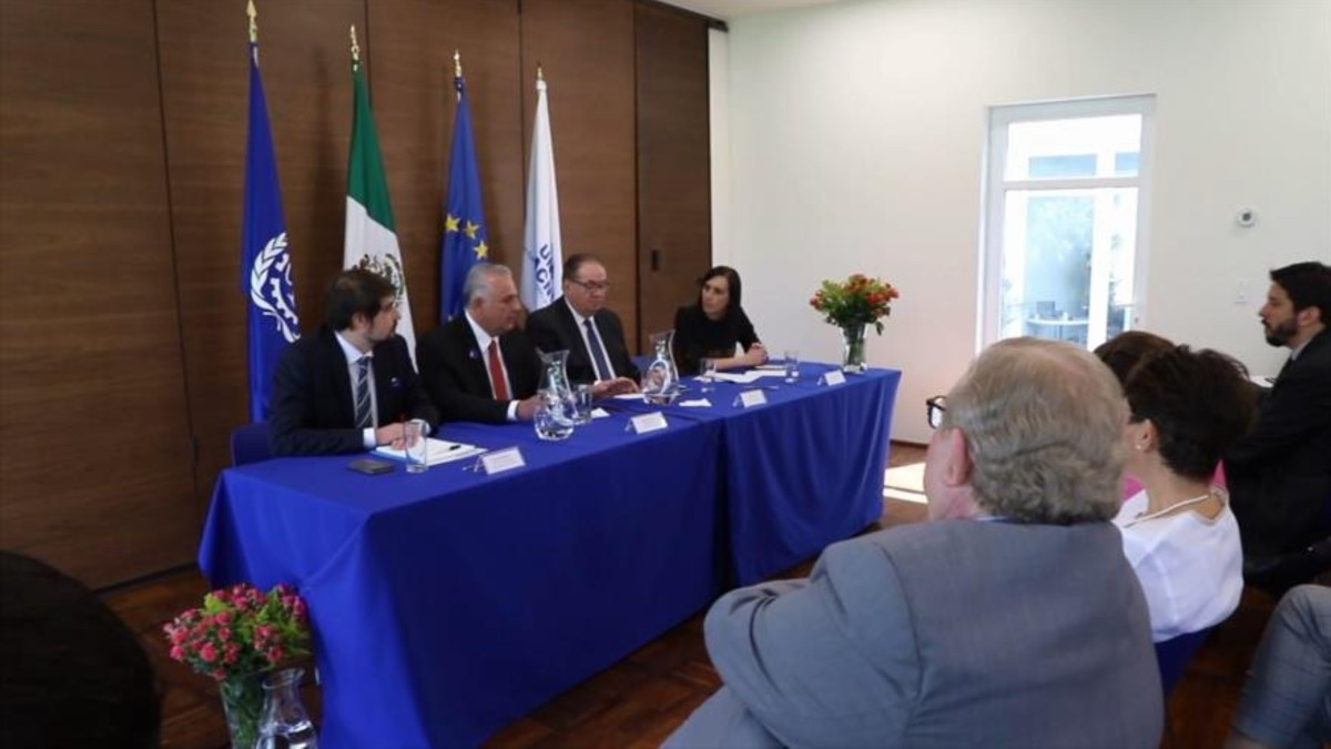 México planea emplear a 20 mil refugiados como mano de obra con el incentivo de ACNUR
