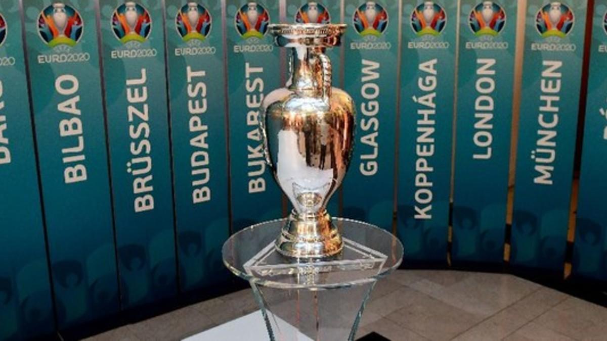 UEFA cancela la Eurocopa por este año