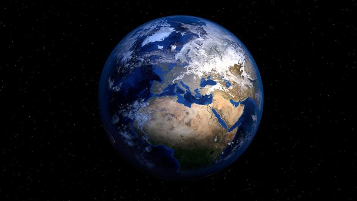 (Video) NASA revela cómo se vería el planeta sin océanos