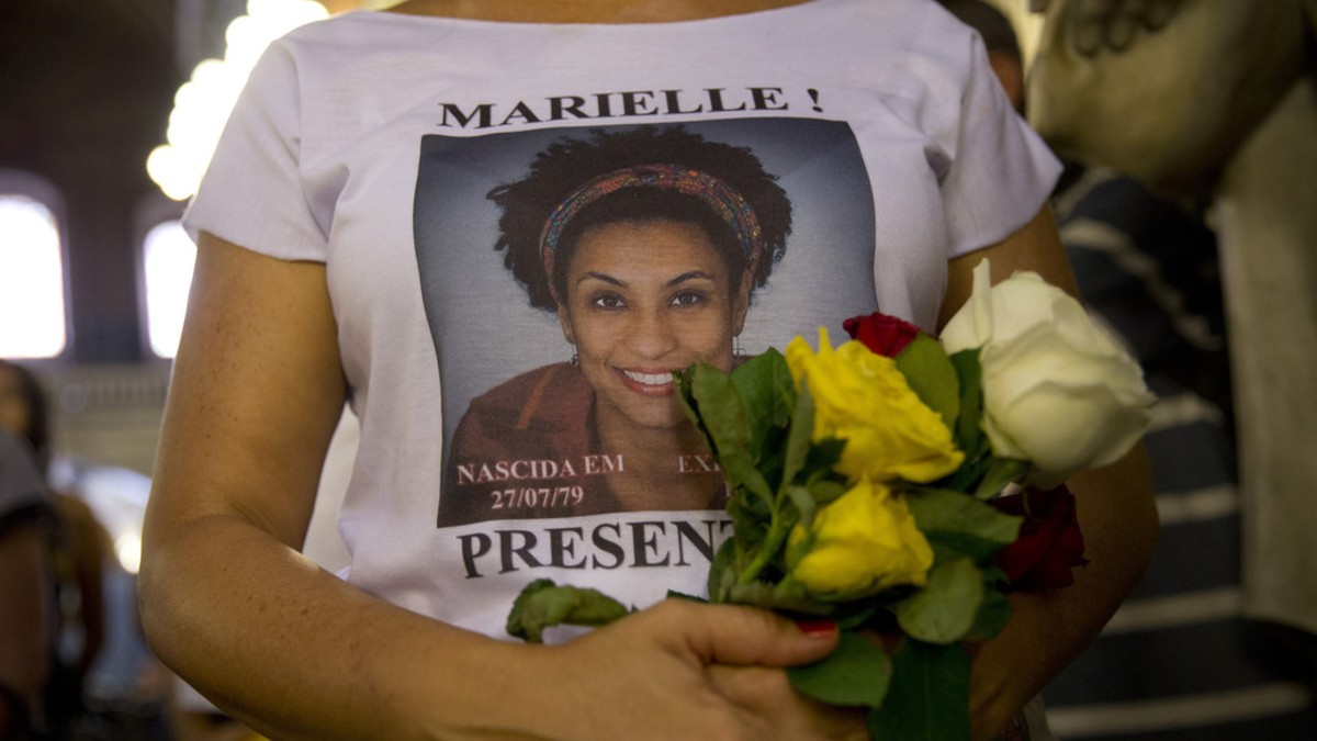 Policía brasileña mata a principal sospechoso del asesinato de la activista Marielle Franco