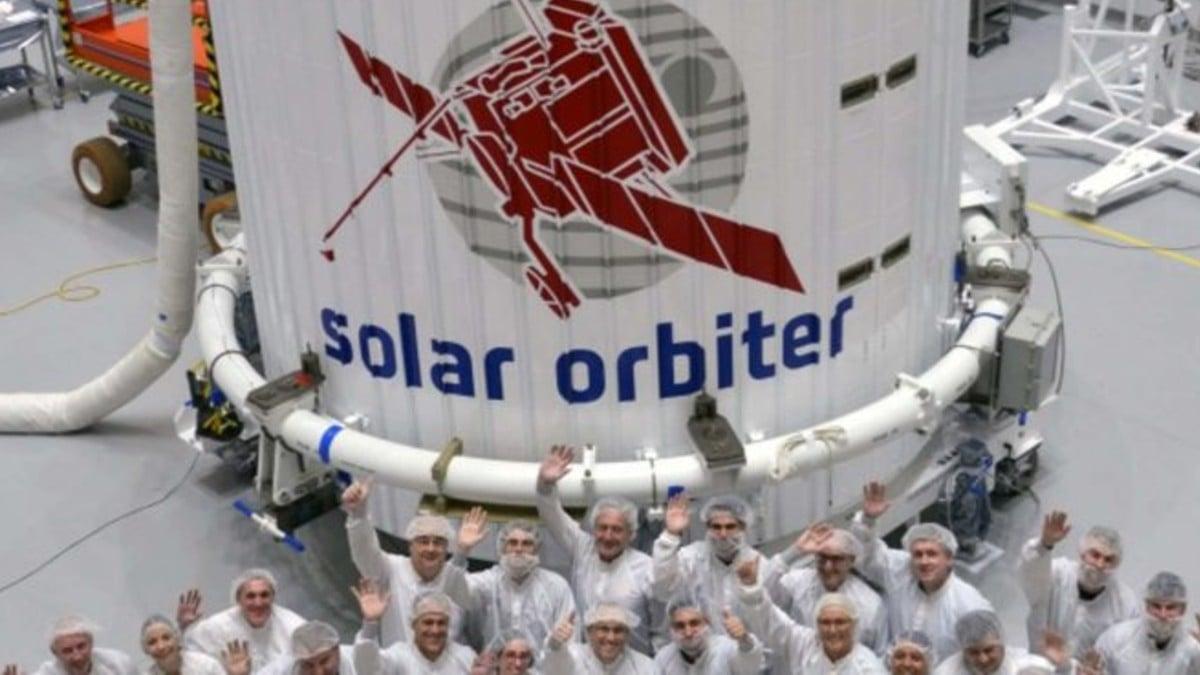 Misión Solar Orbiter despega exitosamente