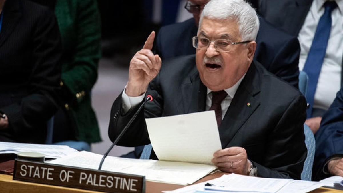 Palestina cancelará todos sus acuerdos con Israel si anexa Cisjordania